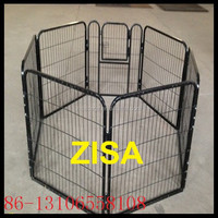 80 x80 8panels metal dog pens kennel for sale
