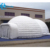 Cool Design Double Inflatable Dome Tent / Party Tent Outdoor In 0.55mm PVC Tarpaulin