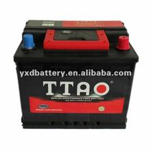 Deep Recycle Car Battery 55559 12V/55AH