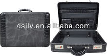 classic stylish laptop attache case ,black business attache case,elegant small attache case
