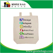 custom printed small cotton canvas tote bags wholesale