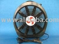 "EF01 12V 3 Speed 12"" Auto Box Fan"