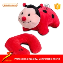 STABILE 2017 Hot selling Wholesale Personalized travel neck pillow with logo pocket and button With Long-term Service
