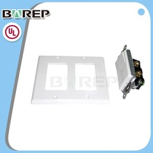 YGC-009 BAREP Commercial american led light switch plate