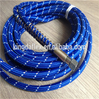 Chinese Manufacturer PTFE Inner Tube Steam Hose with High Pressure