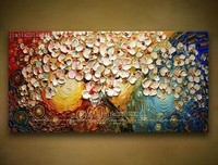 handmade wall painting Stretched canvas oil painting