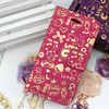 OEM New Magic Girl Series Leather Flip Case Cover For Blackberry Z10 ( Models and colors can be customed)