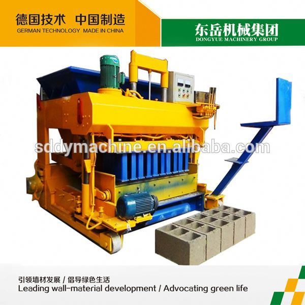 layer breeze block qtm6-25 dongyue machinery group