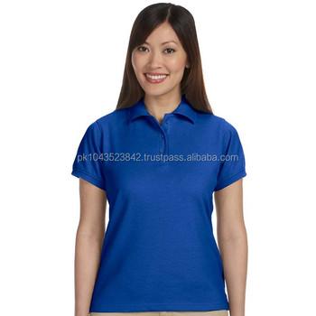 Zel tasar m kad n polo giyim toptan ucuz kad n polo for Women s dri fit polo shirts wholesale