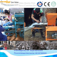 Black fungus mushroom growing machine/Oyster mushroom bagging equipment/Mushroom production equipment 008613673685830