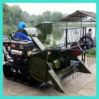 Best selling combine harvester machine for rice, combine harvester machinery thresher with best quality