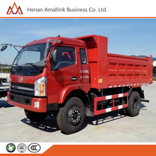 JMC new 4x2 10 ton tip dump lorry truck price
