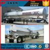 Oil Diesel Aluminum Alloy Tanker Semi Trailers for sale