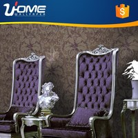 Uhome Decorative Wallpaper for Restaurant Background Soundproof Smoke Proof Home Decoration Removable Wall Sticker