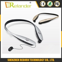 HBS900 Wireless Bluetooth Sport Earphone Stereo Headset Music Handsfree In Ear Earbuds MP3 Media Player Real High Quality