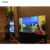 FHD 55 Inch 5.5mm Bezel Advertising DID LCD Video Wall Display For Sale