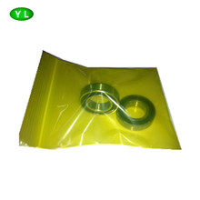 New China wholesale customized Yellow PE VCI packaging bag for metal protective antirust bag