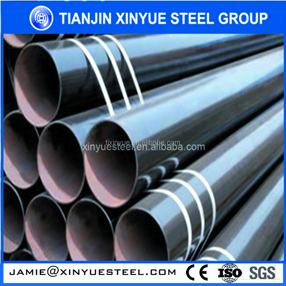 china alibaba astm a53 large diameter corrugated black mild steel pipe made in china