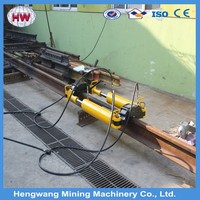 small YH-60 railway maintenance rail welding machine