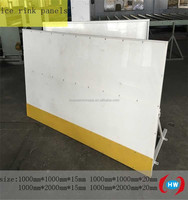 home hockey shooting panel/uhmw pe synthetic ice rink/HDPE synthetic skating ice rink fence