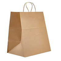 production Customized cheap wholesale shopping paper bag