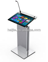 lecture hall digital podium/lectern with certification
