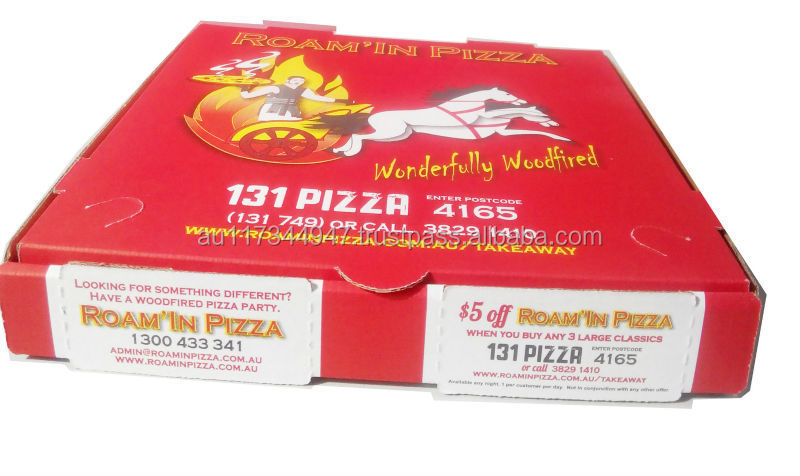 Couponabox - Quality pizza boxes
