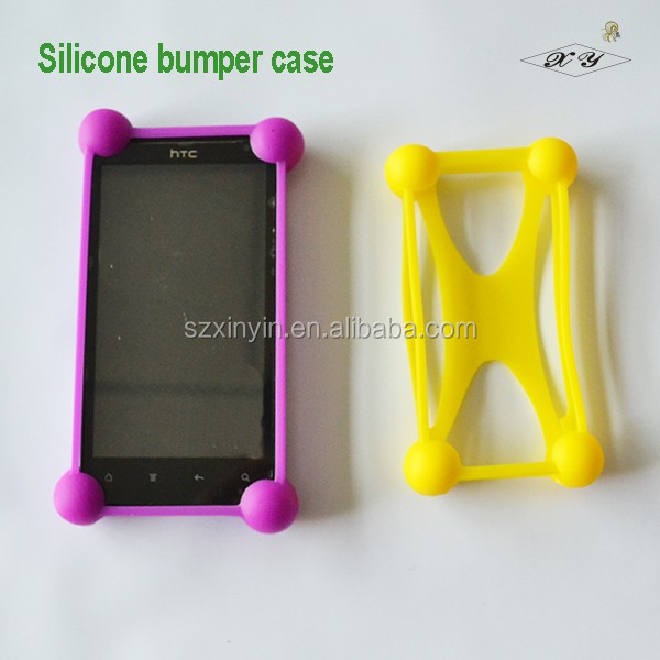 wholesale free charge sample silicon mobile cover,cheap phone cover