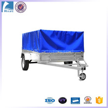 Reusable PVC Waterproof Cargo Trailer Cover