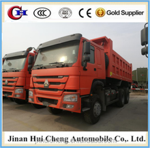 Low Price 6X4 20 Cubic Meter Dump Truck HOWO Tipper Truck For Sale