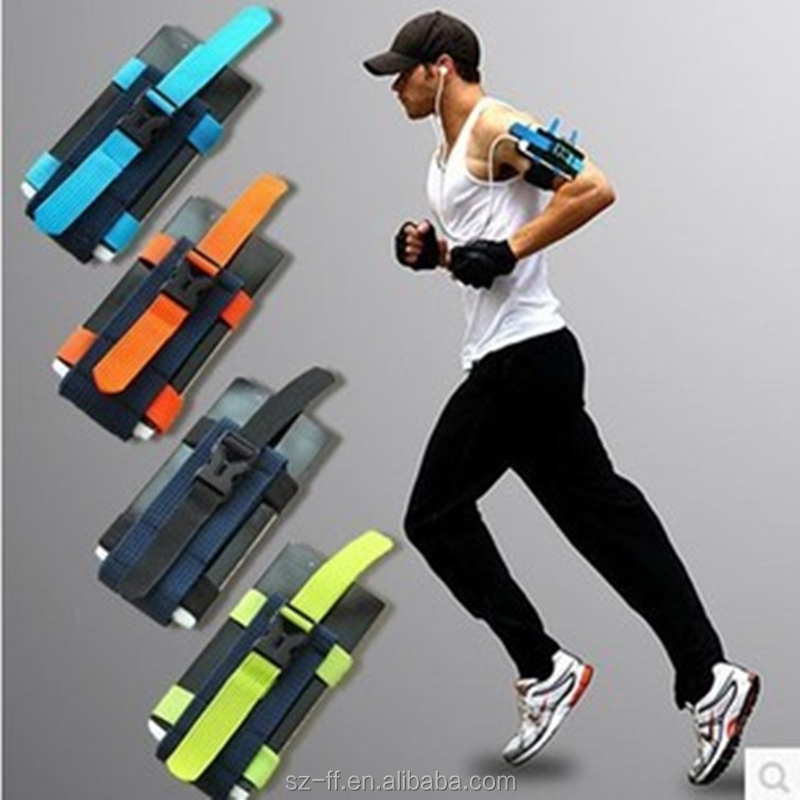 Mobile Phone Arm Bag For Sports/Running Arm Band Case Cover/2.5-5.5 Cell Phone Universal Holder for Outdoor Jogging Gym