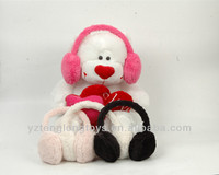 Wholesale cheap plush winter earmuffs