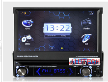 Car Stereo GPS Navigation Sat Nav DVD Headunit Bluetooth Auto Radio RDS iPod USB for car dvd player