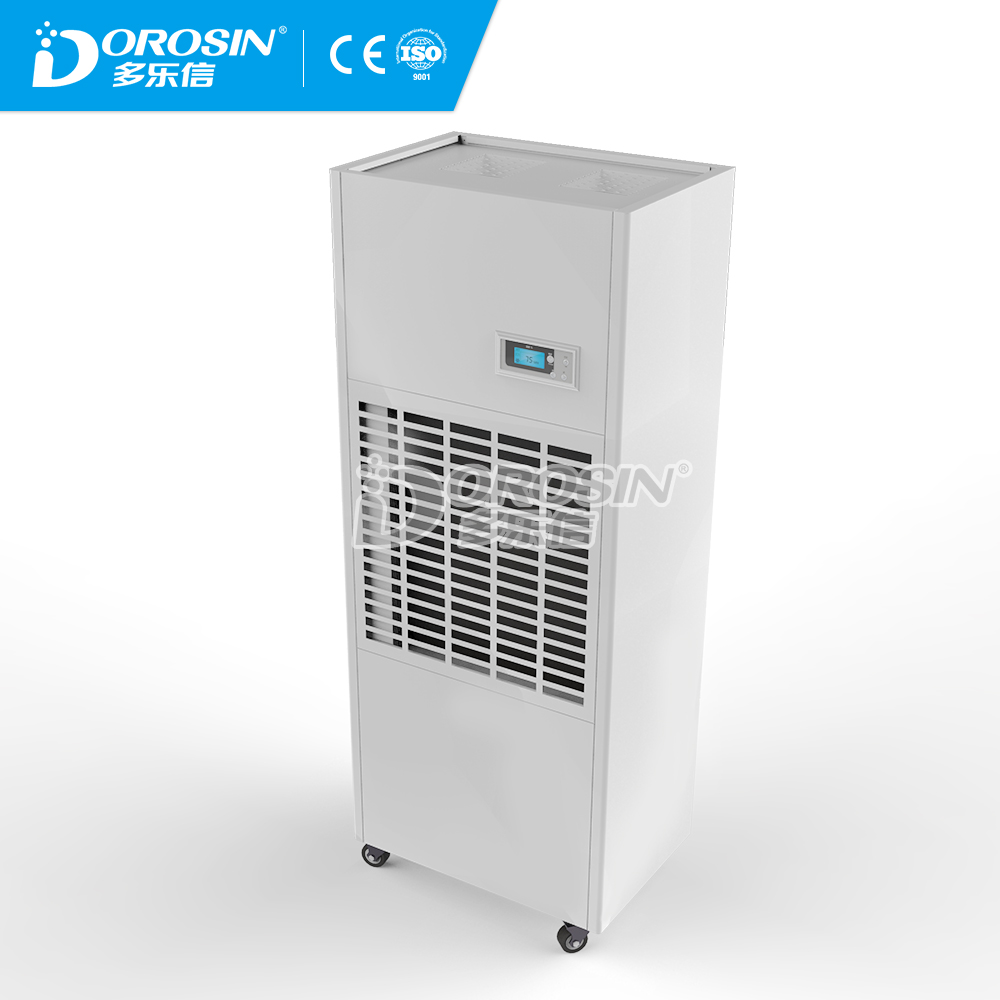 MAX 288L/D Mobile Industrial Dehumidifier R410a drinking water /Pannasonic compressor with cheaper price
