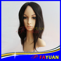 Wholesale Top quality natural unprocessed Indian human hair wigs for black women