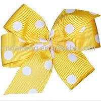 Gift Dot Packing Ribbon Bow