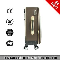 Low price flight travel bag trolley case luggage suitcase