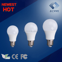 Custom Design NEW Type 3w 5w 7w 9w e27 led light bulb with CE ROHS Certification