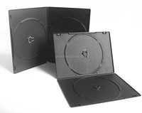 plastic cardboard aluminum cd dvd case fancy cd cases