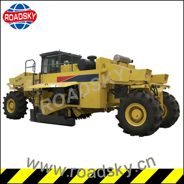 Hydraulic Cold Mix Asphalt Road Recycler