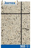 Imitation granite paint for decorating the external walls