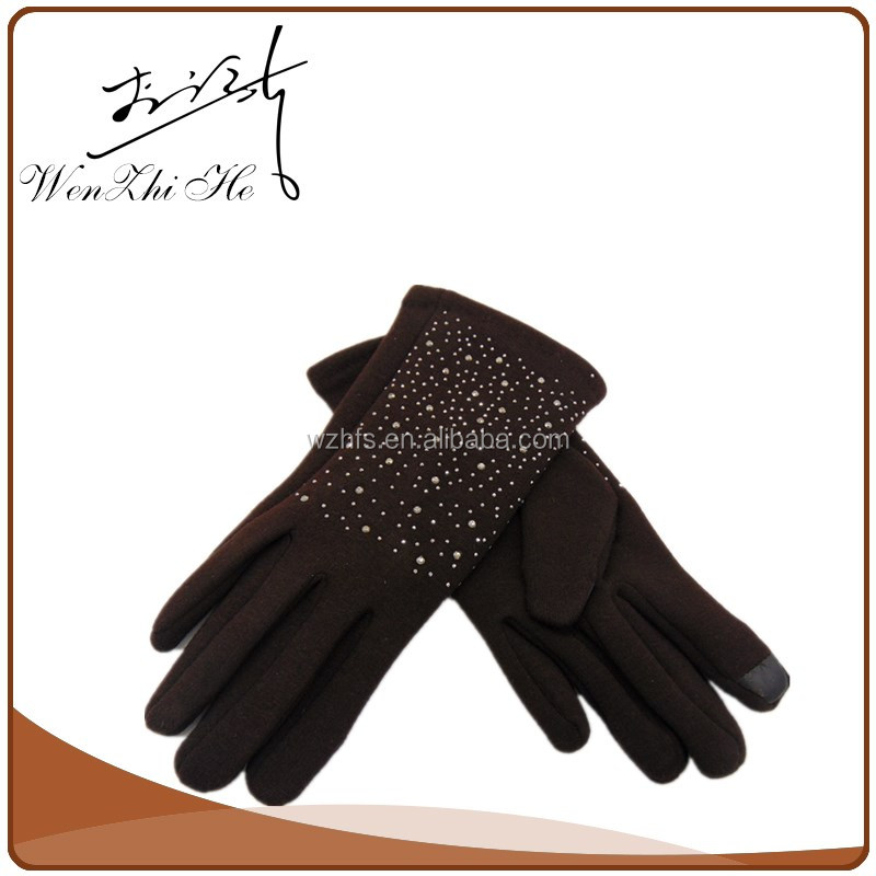 Fast Delivery Winter Warm Comfortable Gloves for Handicap