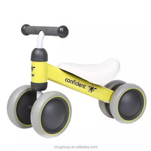 Best Christmas Gift New products 3 wheels mini baby child bicycle balance bike for kids
