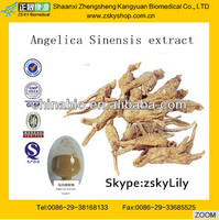100% Pure Natural High Quality Radix Angelica Sinensis Extract 200:1 from GMP factory