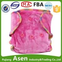 Asenappy OEM service high quality BABY newborn cloth diaper covers