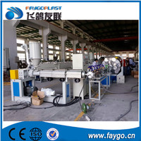 PVC hose pipe making machine/PVC garden pipe making machine