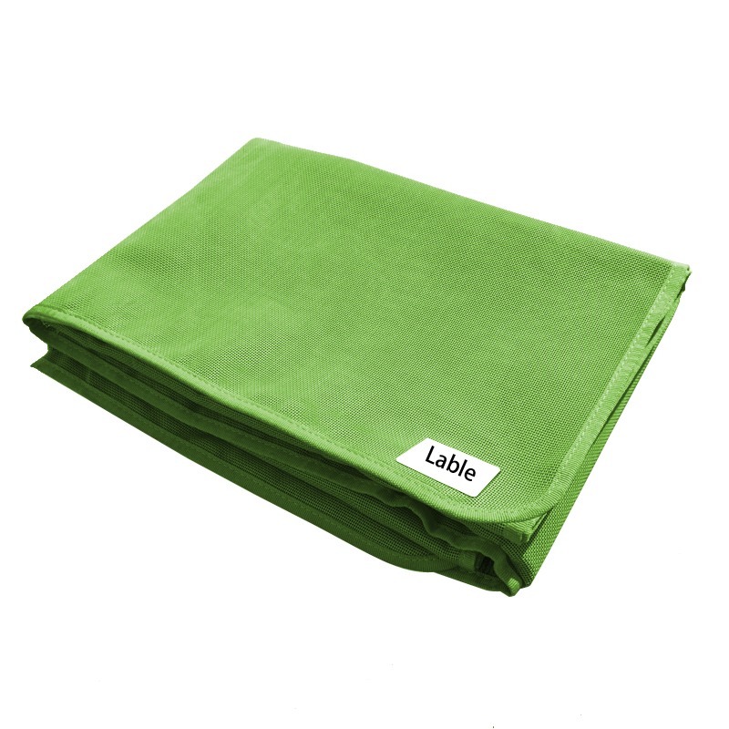 HOT SALE Portable Comfortable HDPE Material Sand Free Sandless dirt-free Beach Mat For Vacation picnic
