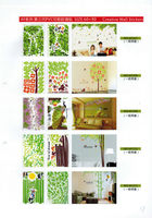 decorative wall sticker decals design for bedrooms