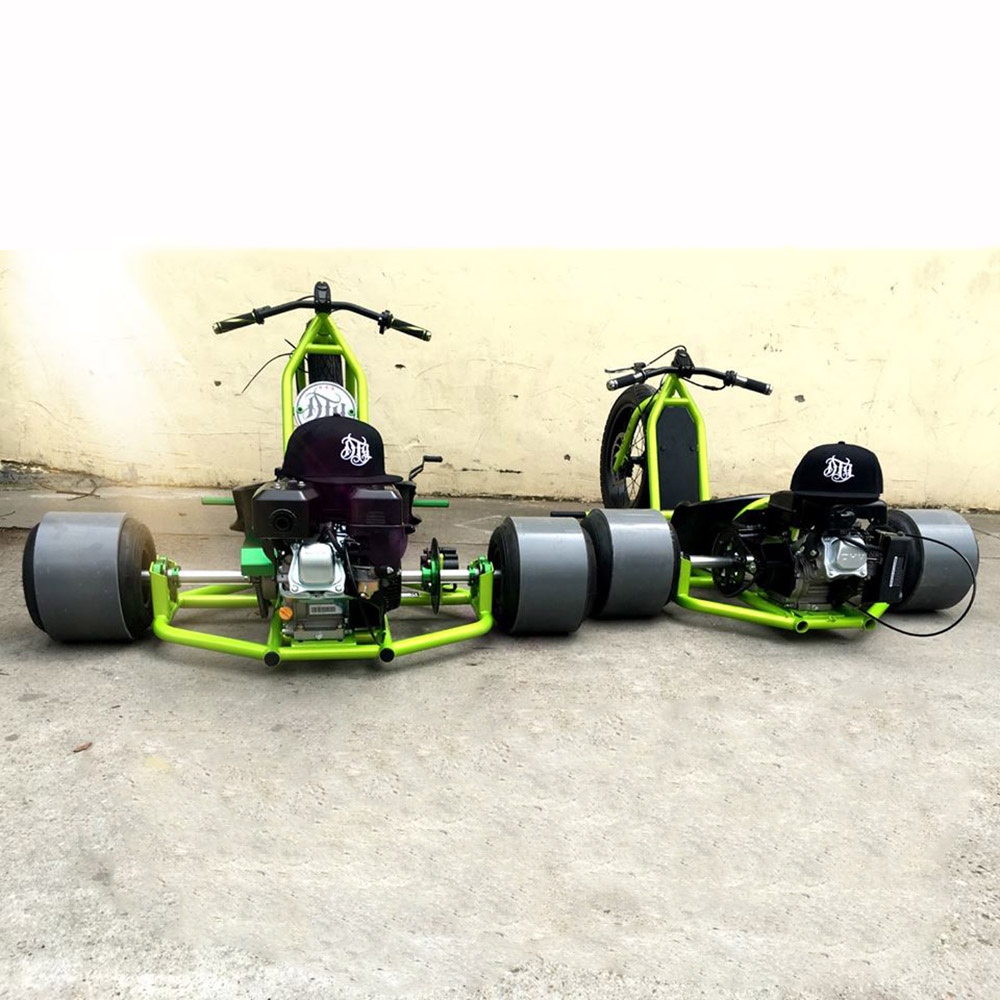 3 wheel 200cc motor drift trike