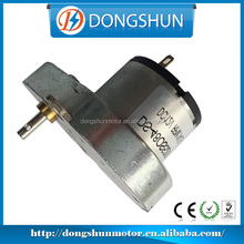 24v IE3 High Effeciancy 48mm DS-48OS520 dc gear motor for toys